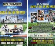 Free Youth Football and Cheer Clinic